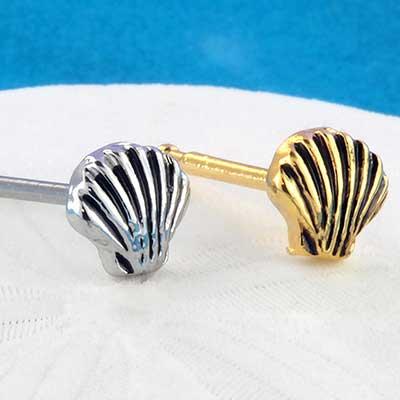 Seashell Nosebone