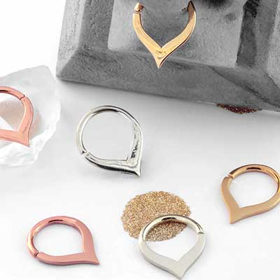 Rise Septum Seamless Ring