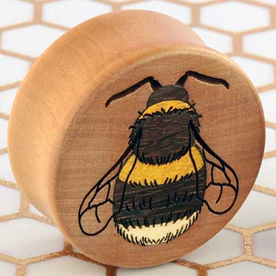 Swiss Pear Bumble Bee Plugs