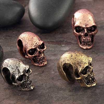 Skull weights
