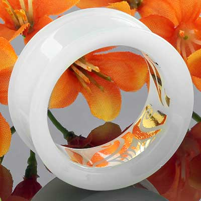 Pyrex glass foil eyelets (Flora and Fauna)