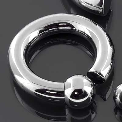 Screw Ball Captive Ring