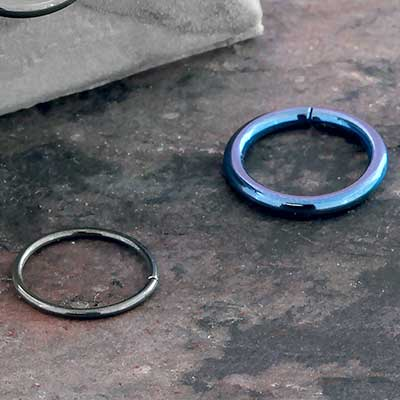 Niobium Seamless/Continuous Ring