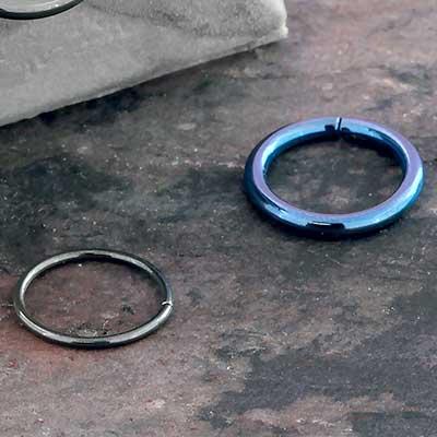 Niobium Seamless/Continuous Ring