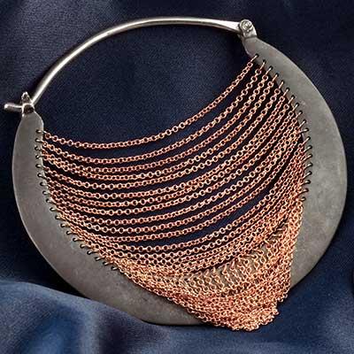 Silver Tingle-Tangle Design