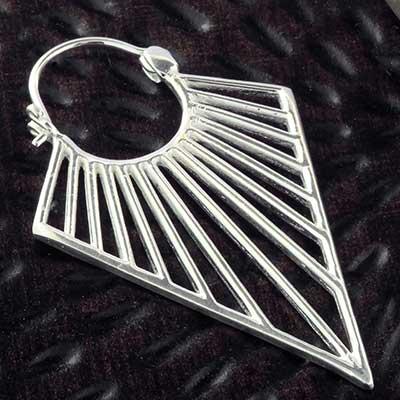 Sacrilege earrings