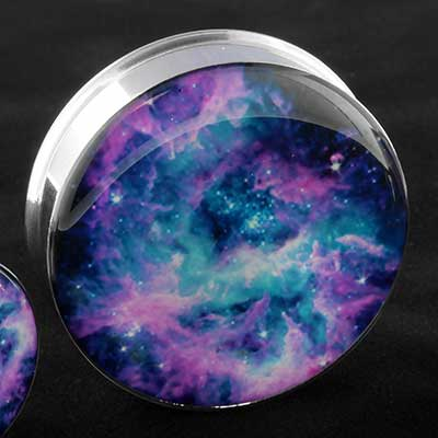 Internally threaded Cosmic plugs