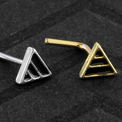 Pharaoh Triangle Nosescrew