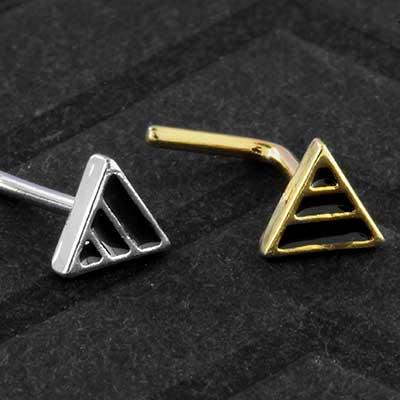 Pharaoh triangle nosescrew