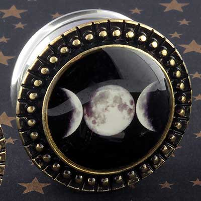 Lunar Image Plugs