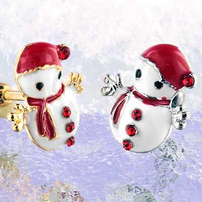 Snowman Barbell