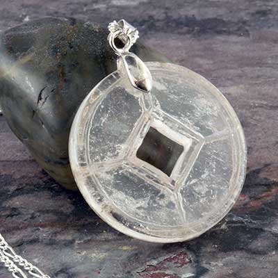 Stone Circle Necklace
