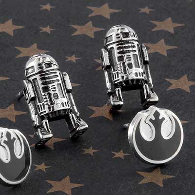 Star Wars earring set