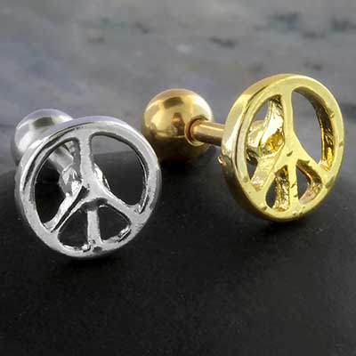 Peace barbell