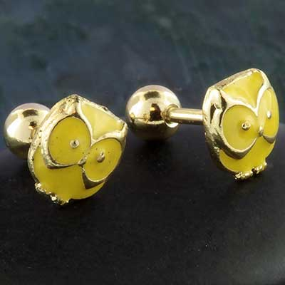 Yellow Owl Barbell