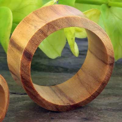 Wood Eyelet