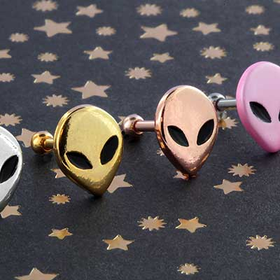 Alien Barbell