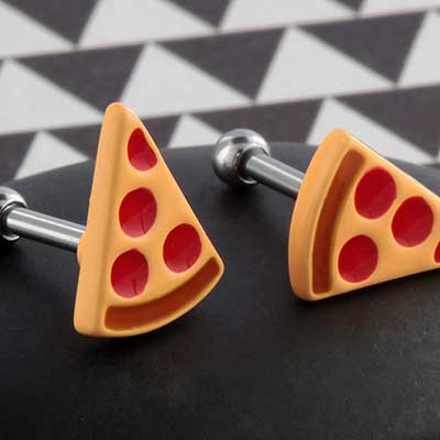 Pizza Barbell