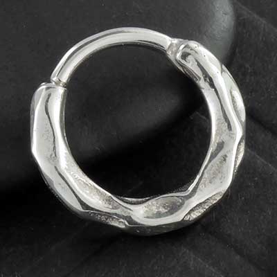 Rope Septum Clicker Ring