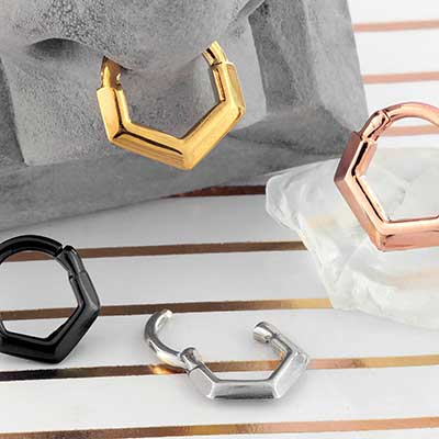Arrow Septum Clicker