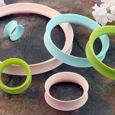 Spring Collection Silicone Earskin