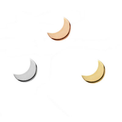 PRE-ORDER 14k Gold Moon End