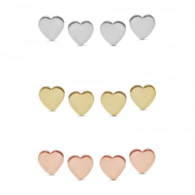 PRE-ORDER 14k Gold Heart End