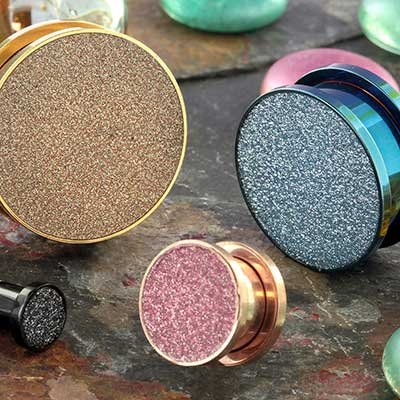 Steel Sandblasted Plugs
