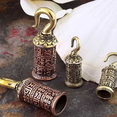 Prayer Wheel Weights