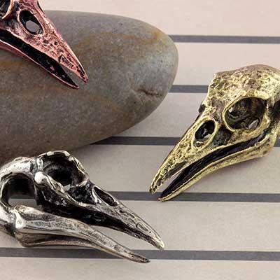 Bird Skull Weights