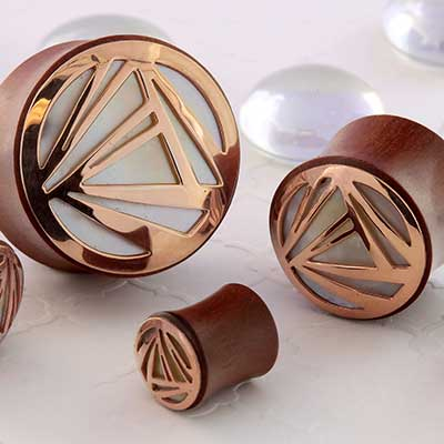 Saba Wood Prime Plugs