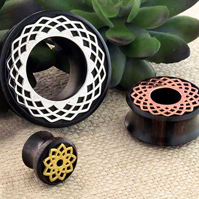 Wood and Metal Plugs