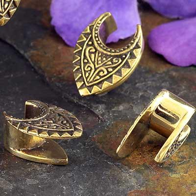 Brass Element Shield Design