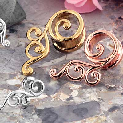 Twisted Vine Eyelets