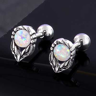Opal Flora Barbell