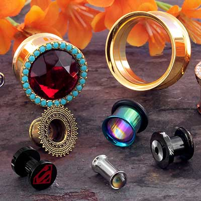 Assorted Metal Plugs Grab Bag
