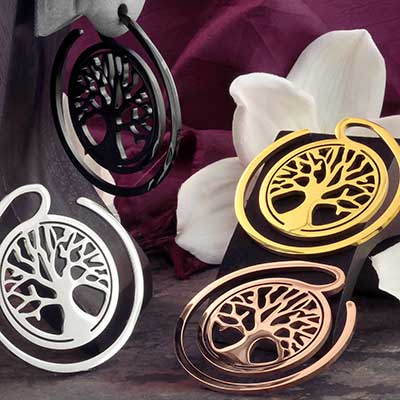 Steel Tree of Life Coil Weights