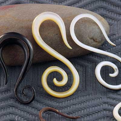 Swan Spirals