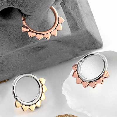 Jiya Seamless Ring