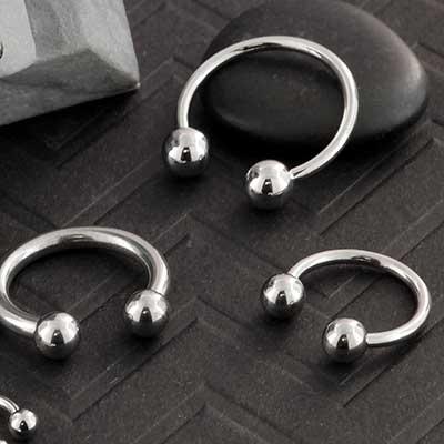 Steel Circular Barbells