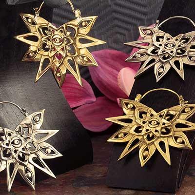 Illuminati Earrings