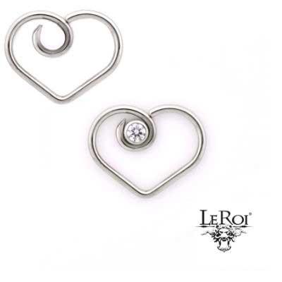 PRE-ORDER Divine Heart Seamless Ring