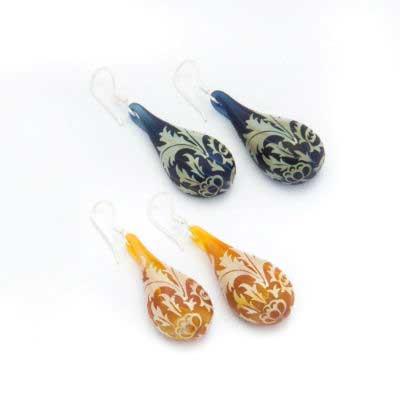 PRE-ORDER Torian Glass Earrings