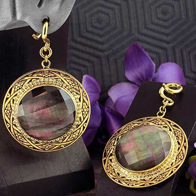 Solid Brass and Doublet Medallion Weights