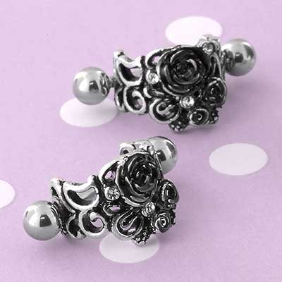 Roses Cartilage Cuff