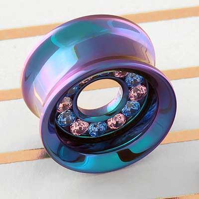 Titanium Orbit Eyelets