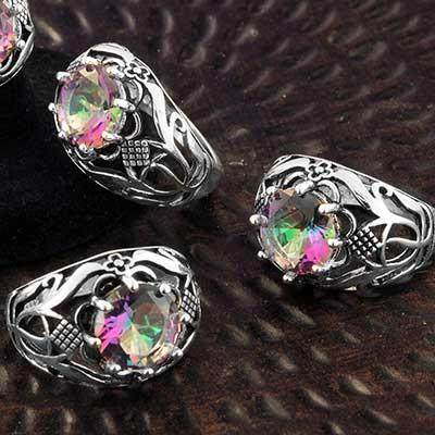 Mystic Vine Ring