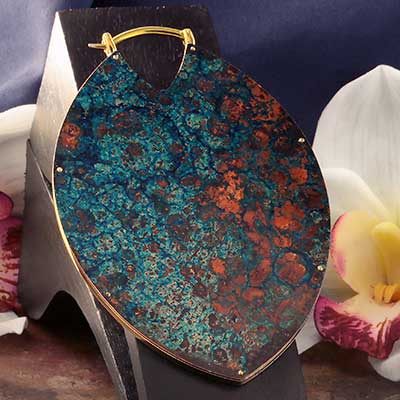 Copper Estella Design