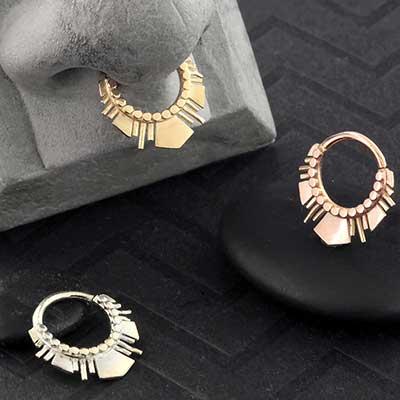 Crown Septum Ring