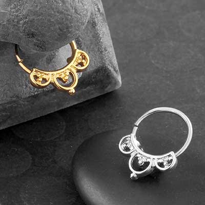 Divine Seamless Ring